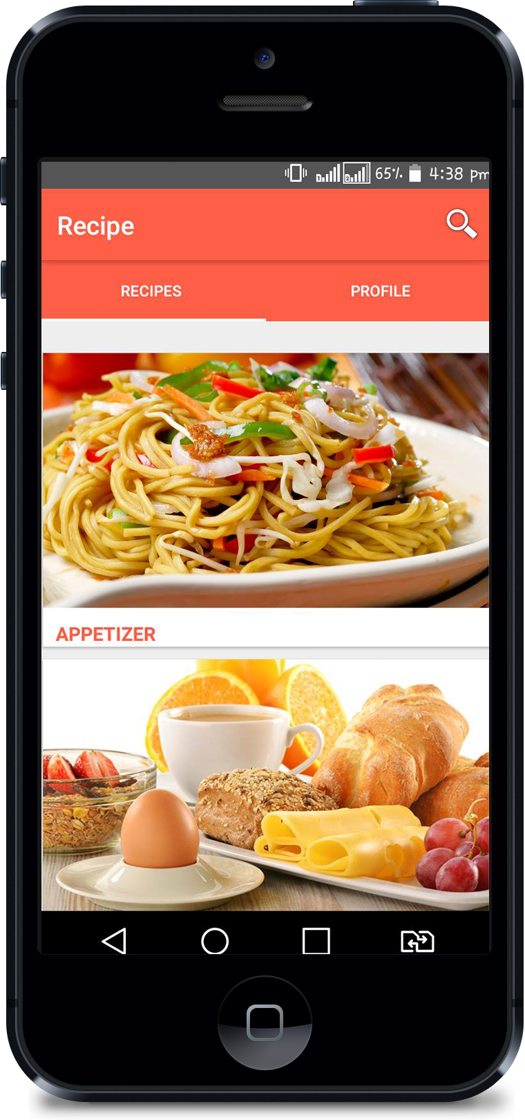 Recipe mobile app largest website market in bangladesh forumfinder Gallery